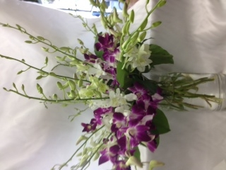 Orchids for flower delivery Los Angeles
